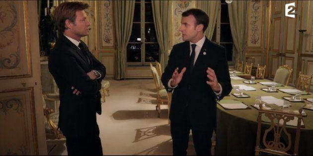L'interview de Macron sur France 2 révolutionne le style à défaut d'éclairer