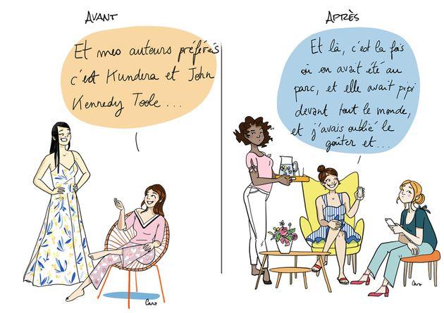 5 situations de la vie qui vont vous rappeler qu'avant les enfants, vous viviez dans un autre