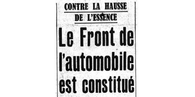 En 1937, le