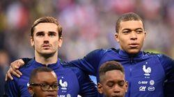Au Mondial, Mbappé aura le numéro de Zidane, Griezmann celui de