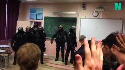 Des mineurs qui avaient occupé un lycée parisien menacés de poursuites, la gauche