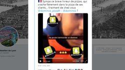 Un livreur Domino's Pizza crache dans une commande et se filme, l'entreprise