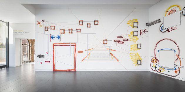 Paris Gallery Weekend place les galeries françaises sur la scène artistique