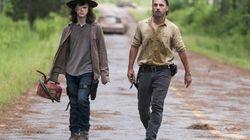 SPOILERS - Pourquoi Carl était absent du dernier épisode de Rick dans