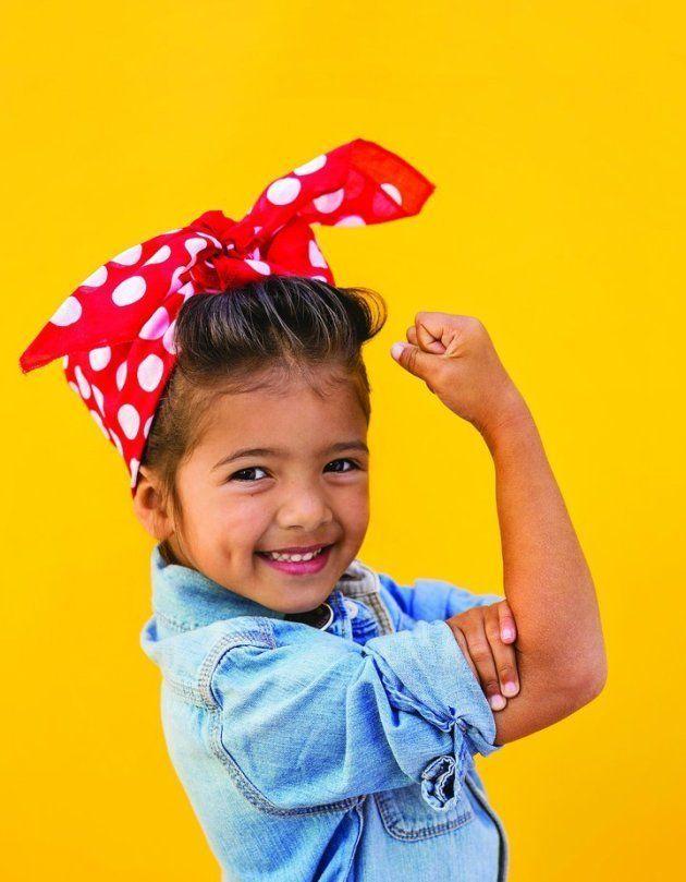 La photo de ma fille, Tigerlily, qui a tout déclenché