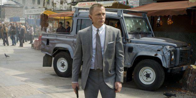 Première dans l'histoire, le MI6 sort une pub pour changer son