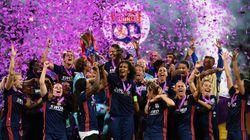 Lyon remporte sa 5e Ligue des champions féminine et entre dans