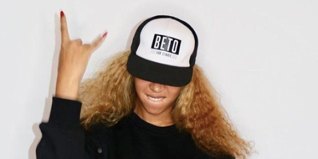Beyoncé appelle à faire gagner le candidat démocrate au