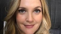 Comme beaucoup, Drew Barrymore a complètement raté sa décoloration