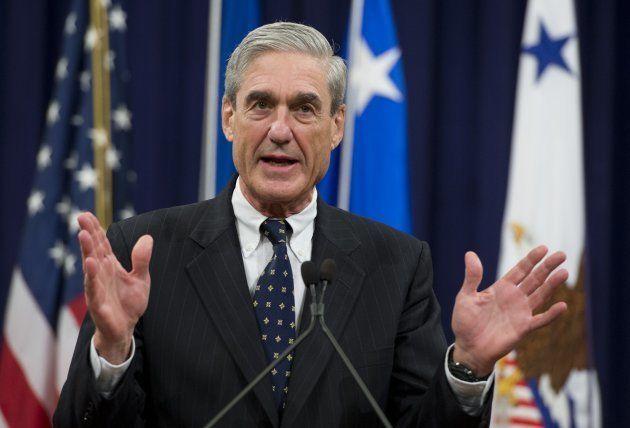 Robert Mueller en août