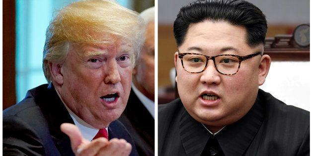 Trump a encore surpris en annulant sa rencontre avec Kim Jong Un, mais ça n'est pas le plus