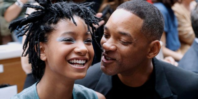 Will Smith est content que sa fille Willow n'ait pas de formes qui attirent trop les garçons