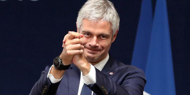 A l'image de leur président Laurent Wauquiez, les Républicains français saluent