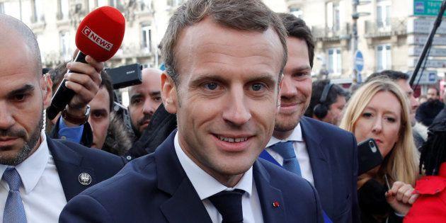 Avant de présider le conseil des ministres à Charleville-Mézières, Emmanuel Macron a justifié l'hommage...