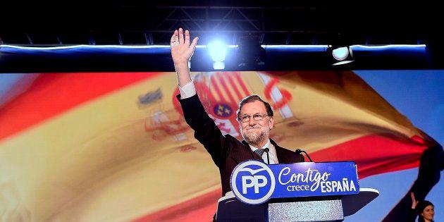Le premier ministre espagnol Mariano Rajoy bientôt