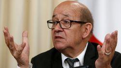La réponse cinglante de Le Drian à Assad qui accuse la France de