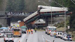 Le train qui a déraillé dans l'État de Washington roulait à 128 km/h au lieu de 48