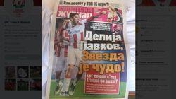 Entre défaite face au PSG et accusations de corruption, ce journal serbe se venge en