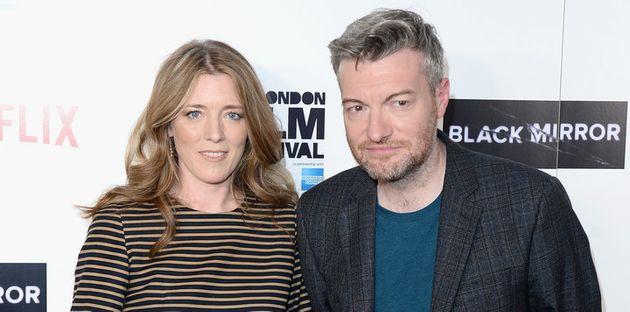 Annabel Jones et Charlie Brooker, les producteurs