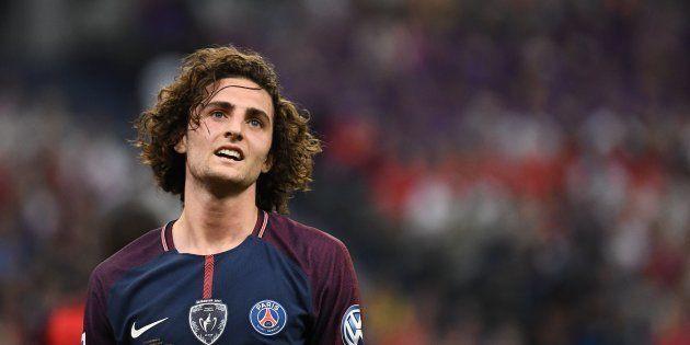 Coupe du Monde 2018: Adrien Rabiot explique son refus d'être réserviste dans une lettre