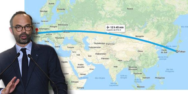 Édouard Philippe et son Tokyo - Paris en A340 privé : 350.000 euros, est-ce vraiment