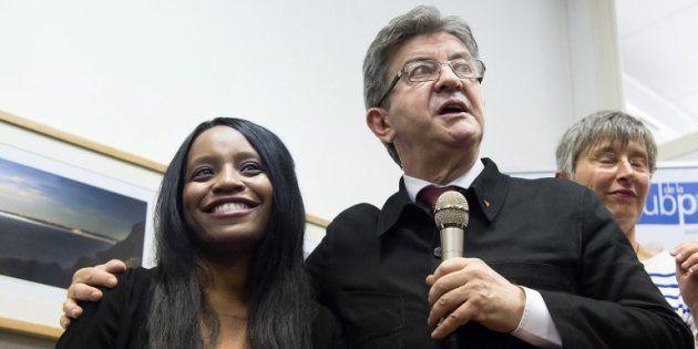 Sarah Soilihi et Jean-Luc