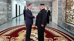 Kim a rencontré son homologue sud-coréen pour parler notamment du sommet avec