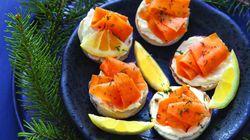 La recette de Noël bluffante pour ne pas manger de saumon