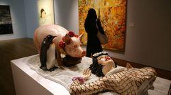 Jeff Koons condamné pour avoir plagié le cochon