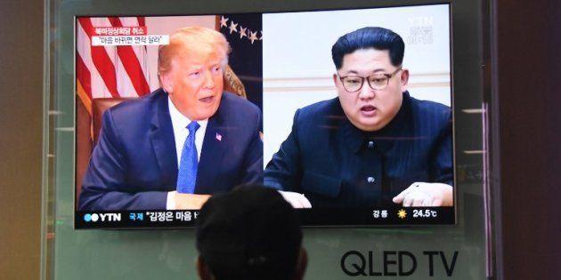 La réaction de la Corée du Nord à l'annulation du sommet sur le nucléaire montre que Trump a gagné son
