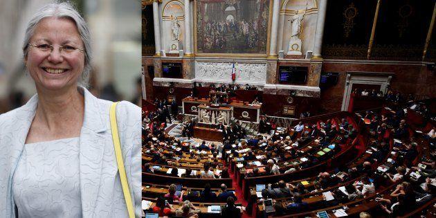 La députée LREM Agnès Thill s'en est prise à une collègue pour dénoncer le poids