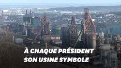 Avant Ascoval et Macron, ces usines qui ont marqué les précédents