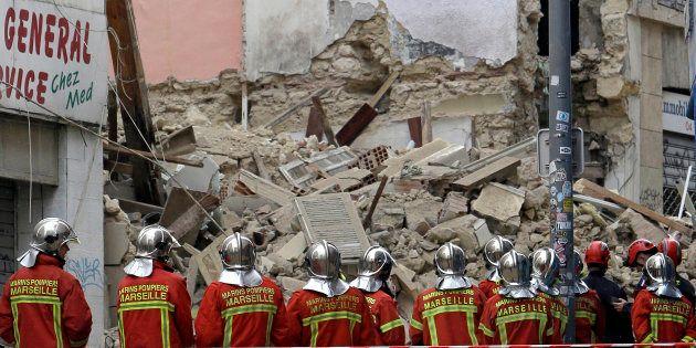 À Marseille, un septième corps a été découvert sous les décombres d'immeubles
