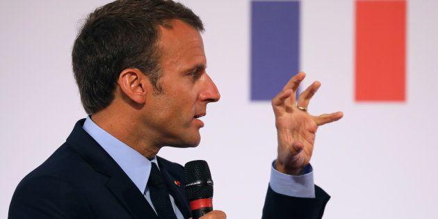 Emmanuel Macron reconnaît le caractère antisémite d'un meurtre commis en