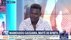 Les appels à la régularisation du héros malien Mamoudou Gassama se