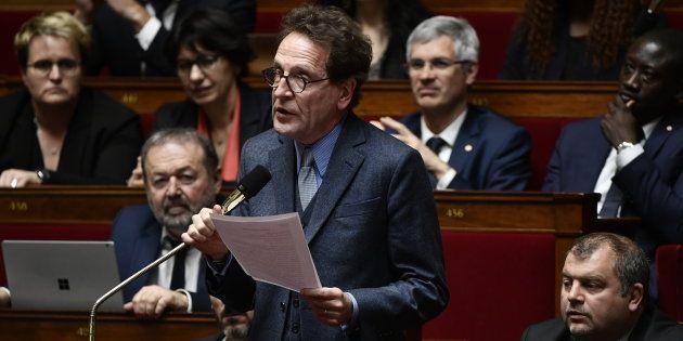 Le président du groupe LREM à l'Assemblée nationale, Gilles Le Gendre. Photo