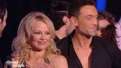 Pamela Anderson éliminée de
