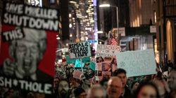 Plusieurs manifestations aux États-Unis contre le nouveau ministre de la