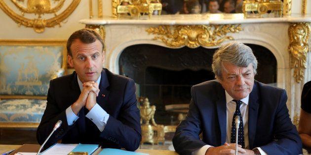 On sait pourquoi Borloo a retenu sa colère contre Macron après la liquidation de son