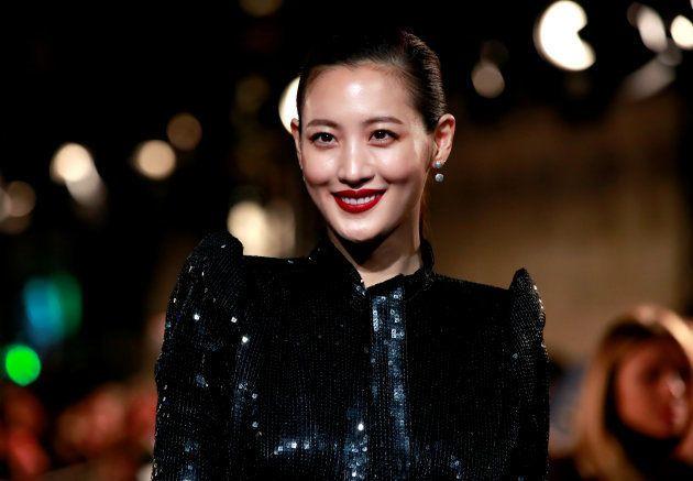 Claudia Kim sur le tapis rouge