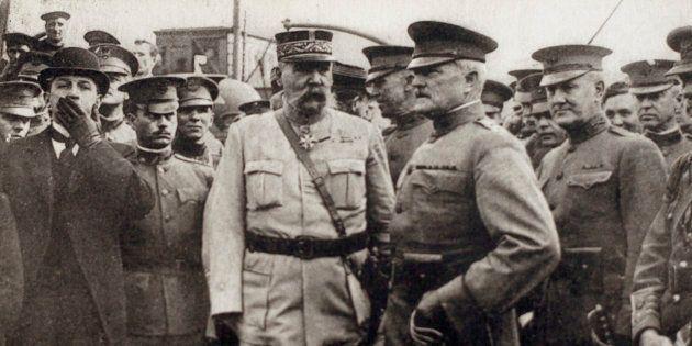 Centenaire de l'Armistice: l'intervention américaine dans la Grande guerre a-t-elle été si décisive?...