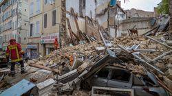 Un huitième corps retrouvé sous les décombres des immeubles effondrés à