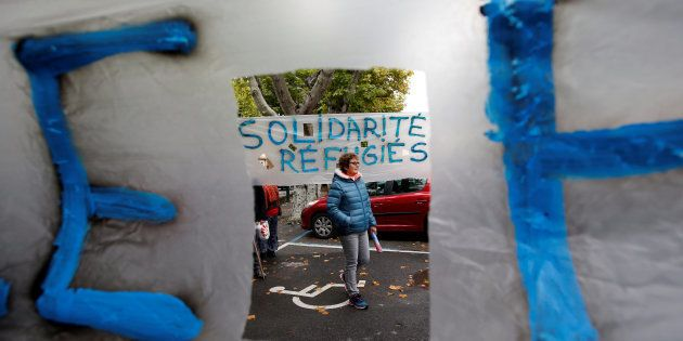 Monsieur Macron, prenez la tête d'un mouvement de solidarité international en faveur de tous les demandeurs