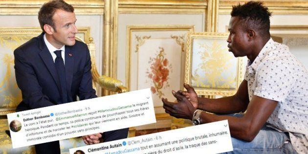 Après la naturalisation de Mamoudou Gassama, les défenseurs des migrants