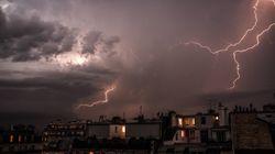Il ne reste plus que 5 départements en vigilance orange aux orages