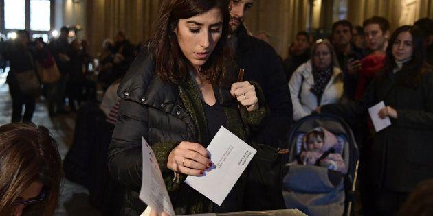 La participation au vote des élections en Catalogne en forte hausse par rapport à