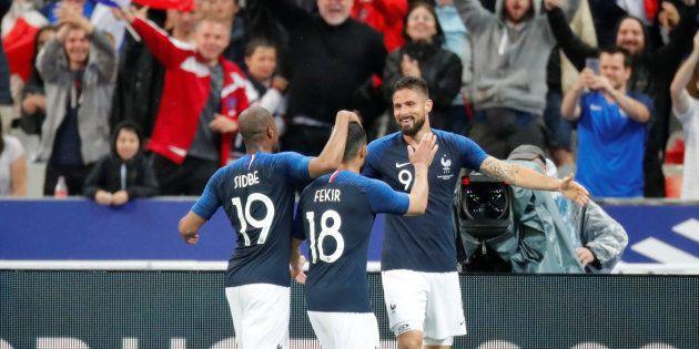Coupe du monde: La France s'impose 2-0 face à l'Irlande pour débuter sa préparation au