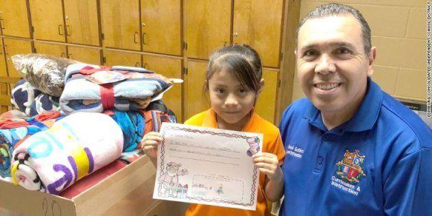 Noël: la lettre au père Noël de cette petite fille américaine a engendré une vague de solidarité