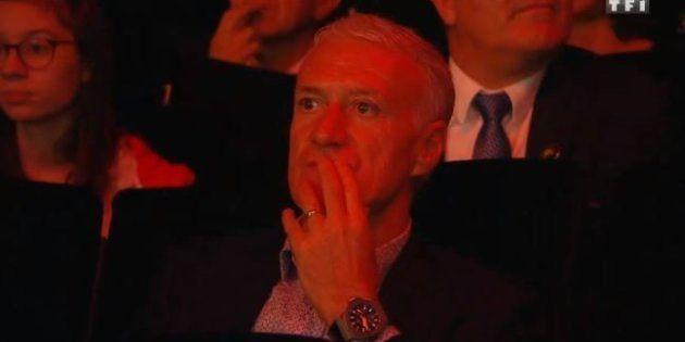 Mais que faisait Didier Deschamps aux NRJ Music Awards 2018