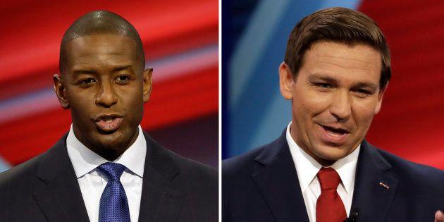 Le duel entre les candidats pour le poste de gouverneur de Floride, Andrew Gillum et Ron DeSantis, n'est...